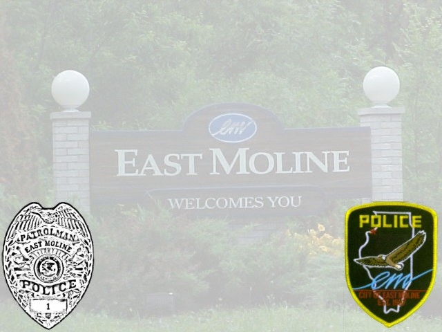 East Moline Police Department New Sign